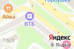 Схема проезда до компании Ломбард Надежный в Москве