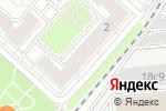 Схема проезда до компании BRG-Service в Москве