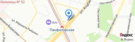 Qualitech на карте Москвы