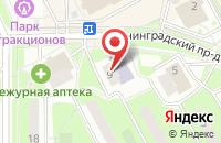 Схема проезда до компании Детская библиотека №6 в Подольске