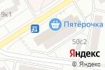 Схема проезда до компании Рыба от производителя в Москве