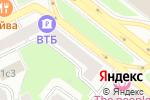 Схема проезда до компании Setmotorist в Москве