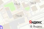 Схема проезда до компании ТД РИФ в Москве