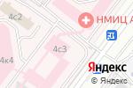 Схема проезда до компании Научный центр акушерства в Москве