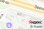 Схема проезда до компании Ed-store.ru в Москве