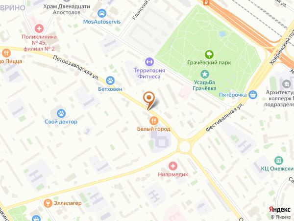 Остановка М-н Книги в Москве
