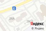 Схема проезда до компании Авего в Москве