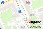 Схема проезда до компании Киоск молочной продукции в Москве