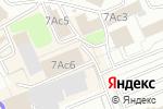 Схема проезда до компании Вкус & цвет в Москве