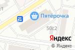 Схема проезда до компании Снежана в Москве
