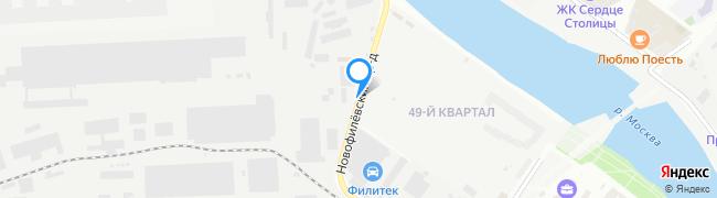 Проектируемый проезд N 153