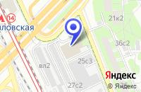 Схема проезда до компании МЕБЕЛЬНЫЙ МАГАЗИН ИНВЕСТ РЕСУРС в Москве