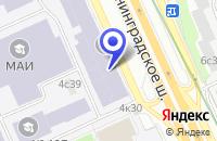 Схема проезда до компании СТО АВТОБАН-МОТОРС в Москве