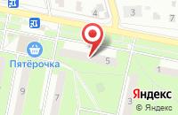 Схема проезда до компании Вико в Подольске