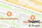 Схема проезда до компании Time Off в Москве