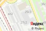 Схема проезда до компании Артвиль в Москве