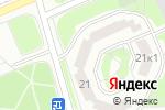 Схема проезда до компании Re:Бутово в Москве