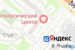 Схема проезда до компании Отра-3 в Москве