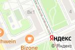 Схема проезда до компании Центральная научно-техническая библиотека пищевой промышленности в Москве