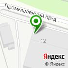 Местоположение компании Магазин автодеталей для Infiniti, Nissan