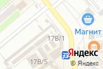 Схема проезда до компании Лавка сладостей в Щёкино