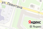 Схема проезда до компании ОРМ в Москве