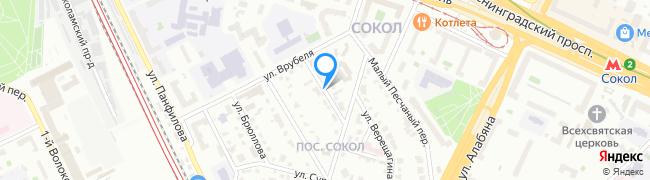 улица Саврасова
