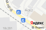Схема проезда до компании ЭраТехнолоджи в Москве