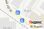 Схема проезда до компании Concol в Москве