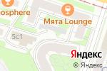 Схема проезда до компании ТДС Лидер в Москве