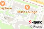 Схема проезда до компании Азимут СпецСнаряжение в Москве
