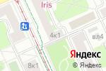 Схема проезда до компании Почтальон Сервис в Москве