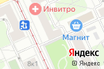 Схема проезда до компании Attorneys group в Москве