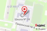 Схема проезда до компании Подросток в Подольске