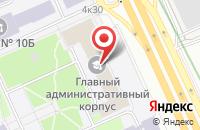 Схема проезда до компании Эстепона в Москве