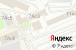 Схема проезда до компании Бэлл Интегратор в Москве