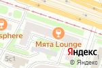 Схема проезда до компании Ваш адвокат в Москве