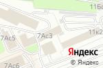 Схема проезда до компании SEO Интеллект в Москве