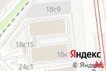 Схема проезда до компании Goodner в Москве