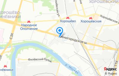 Местоположение на карте пункта техосмотра по адресу г Москва, проезд 2-й Силикатный, д 9