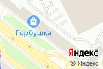Схема проезда до компании Green Pan в Москве