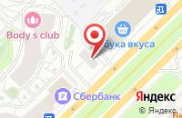 Схема проезда до компании Феникс Студия в Москве