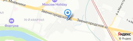 ВДВ-КОНСАЛТИНГ на карте Москвы