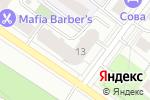 Схема проезда до компании Рататуй в Москве