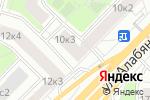 Схема проезда до компании Статус-независимость в Москве