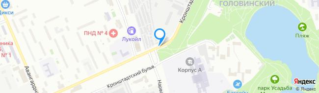 Кронштадтский бульвар