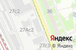 Схема проезда до компании Техпром в Москве