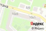 Схема проезда до компании Махаон в Москве