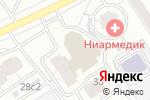 Схема проезда до компании Магазин стройматериалов в Москве
