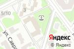 Схема проезда до компании Инженерная служба района Сокол в Москве